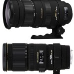[PMA 2010] Sigma presenta 5 nuevas lentes.