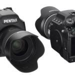 Pentax presenta su nuevo modelo de formato medio: 645D