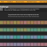 ¿Que tal funciona tu percepción de color?