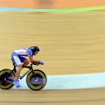 [Técnica fotográfica] Barridos en una prueba de ciclismo en pista