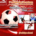 [Concurso] Al Mundial de Fútbol con Redcoon
