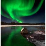 Fotografía de Auroras Boreales, por Javier Camacho Gimeno