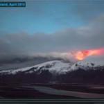 Galería de fotos y 20 segundos de TimeLapse del volcán Eyjafjalla