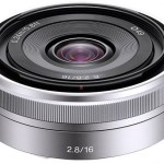 Nota de prensa aclarativa de Sony acerca del 16mm del nuevo sistema NEX