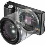 Sony presenta oficialmente su sistema NEX de compactas con objetivos intercambiables.