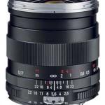 Zeiss anuncia el angular 25mm f:2.8 en montura ZF.2 para Nikon