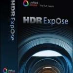 HDR Expose, nueva herramienta de Unified COLOR