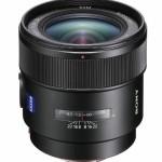 Sony presenta tres nuevas focales fijas para su gama Alpha