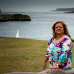 """Hoy """"muestra abierta"""" en Santander: Cristina García Rodero"""