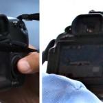 Canon EOS60D en camino