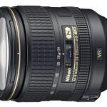 Nuevos objetivos Nikon