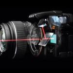 Nuevas Sony Alpha con espejo fijo y semitransparente