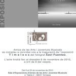 Timeless: Exposición de Xavi Fuentes en Terrassa