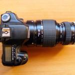 Truco para que el macro Canon MP-E 65 enfoque a infinito