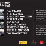 Consequences: el cambio climático en el Espacio Mercè Sala de Barcelona.