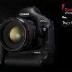 Extensión de garantía para la Canon EOS 1D mkIV