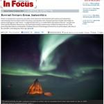 Espectacular galería de fotos de la Antártida