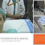Fiona McLaughlin: Mi diario fotográfico en el hospital.