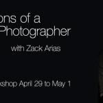 Nuevo curso de Zack Arias en CreativeLive
