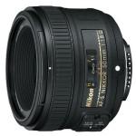 Nikon anuncia oficialmente el nuevo 50mm f:1.8 con motor de enfoque