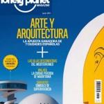 Fernando de Silva en portada de Lonely Planet Magazine