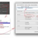 Lightroom: numeración secuencial en la importación