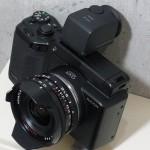 Módulo Leica-M para la Ricoh GXR