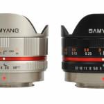 Samyang anuncia un ojo de pez para Micro Cuatro Tercios