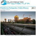 [Fotógrafos] Pablo Blanco en Plataforma Arquitectura