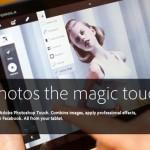 Adobe presenta Photoshop Touch para Android