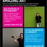 """CONCURSO """"AMAZING ART"""""""