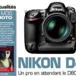 Damas y caballeros, con ustedes la Nikon D4