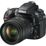 Nikon presenta oficialmente la D800