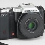 Primeras imágenes de la Pentax K01