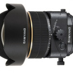 Samyang 24mm f3,5 tilt-and-shift