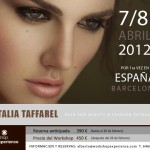Workshop de Natalia Taffarel en Barcelona