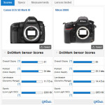 Rendimiento RAW: Canon 5D markIII vs Nikon D800