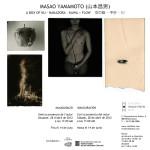 Masao Yamamoto  山本昌男 en la Galería Valid Foto de Barcelona