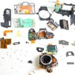 Disección de una D7000: ¿Qué hay dentro de una DSLR?