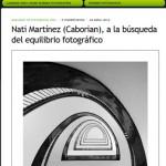 [Fotógrafos] FotoRuta blog entrevista a Nati Martínez