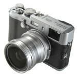 Fujifilm presenta un convertidor angular para la X100