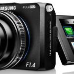 Samsung presenta la EX2F, la compacta con la óptica más luminosa