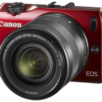 Ya es oficial: Canon EOS-M