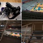 [Técnica fotográfica] Fotografía cenital en baloncesto