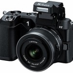 Presentada la Nikon 1 V2