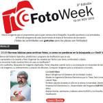 Nueva versión de EvilFOTO y charla en Casanova Fotoweek Barcelona