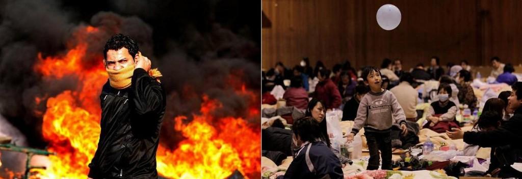 Reuters-100 mejores fotografias de 2011