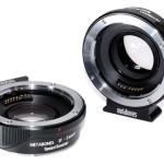 Convertidor angular de Metabones para cámaras sin espejo