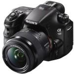 Sony introduce dos nuevas cámaras y 4 objetivos