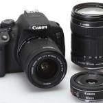Canon presenta las nuevas EOS 700D y 100D